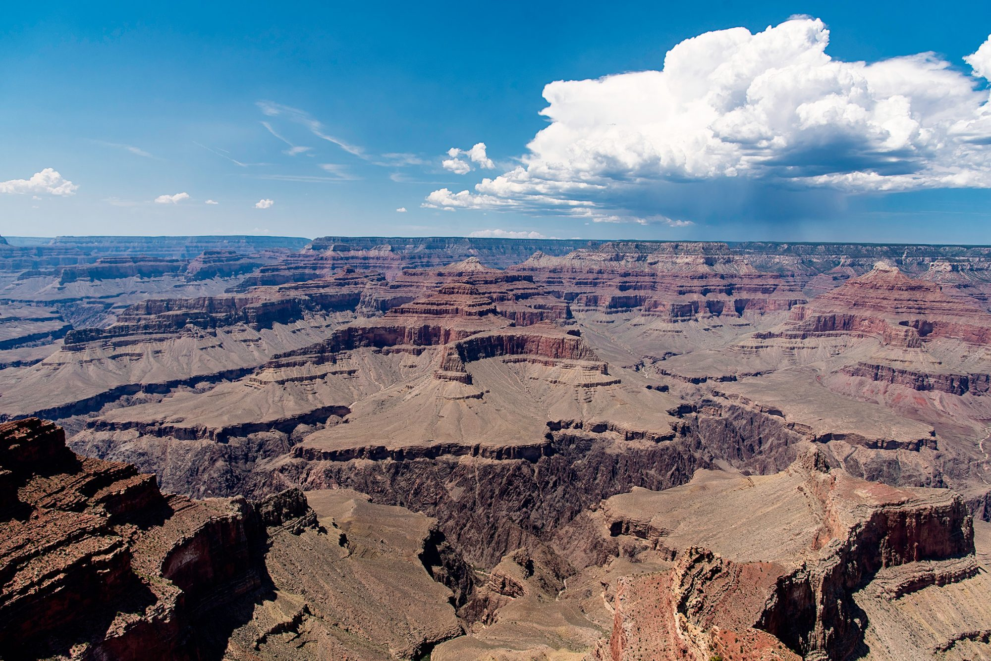 Grand Canion National Park – South Rim