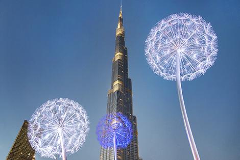 Dubaj i Ras Al Chajma 2018