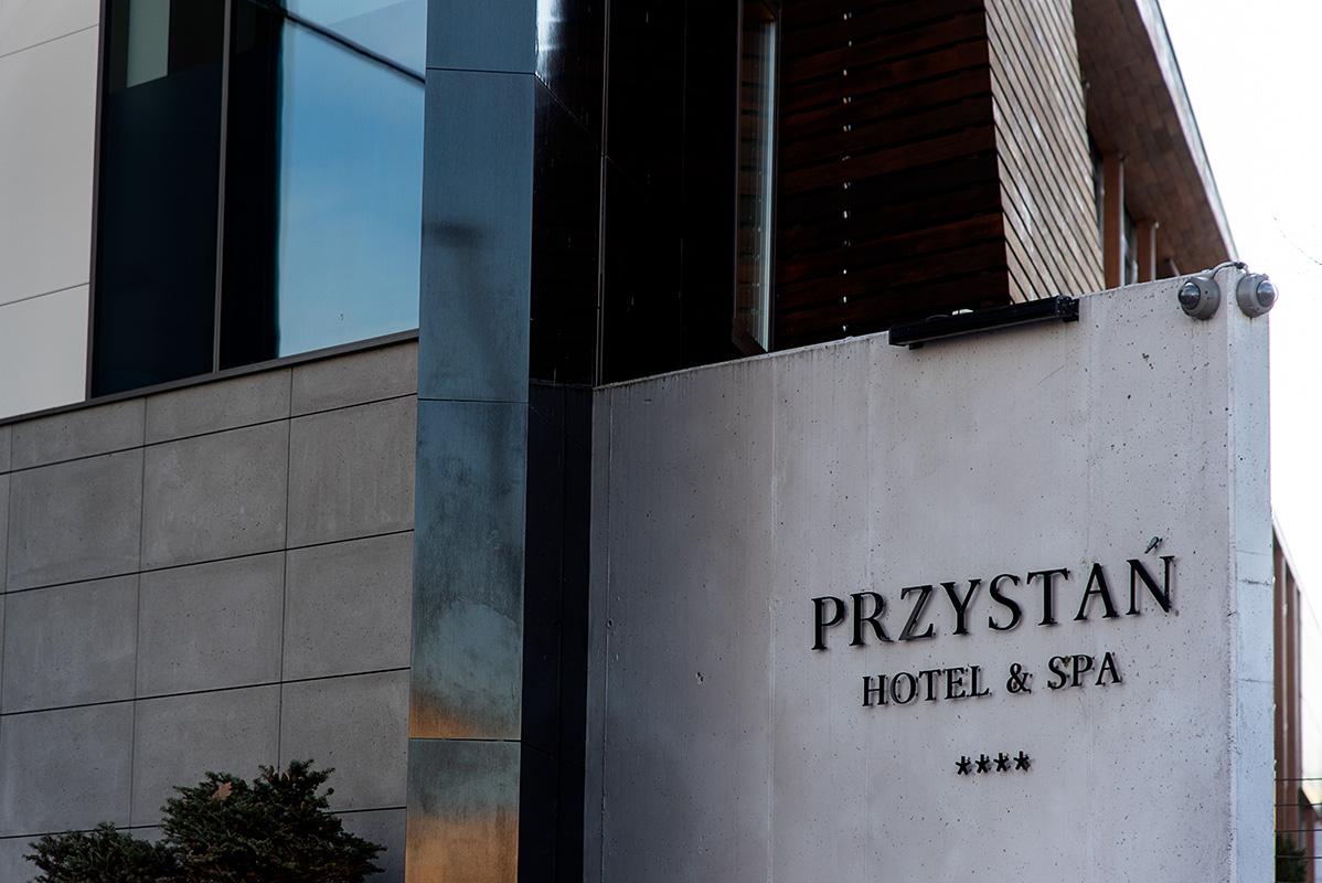 Hotel Przystań Olsztyn